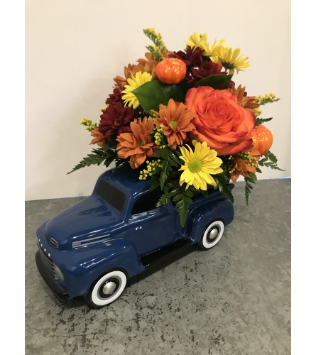 Ford Pumpkin Patch