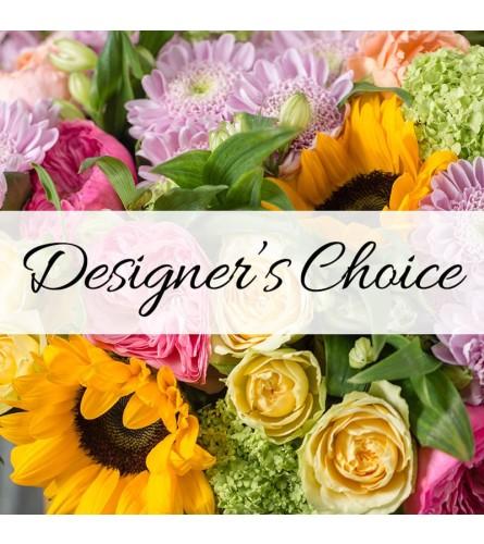 Designer's Choice - Select Flowers