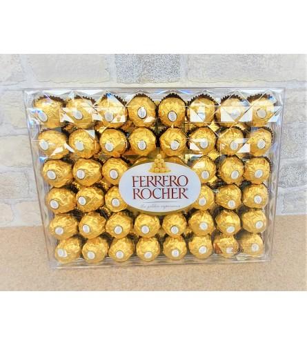 Chocolate box Ferrero Rocher