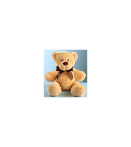 "Plush 22"" Brown Bear"