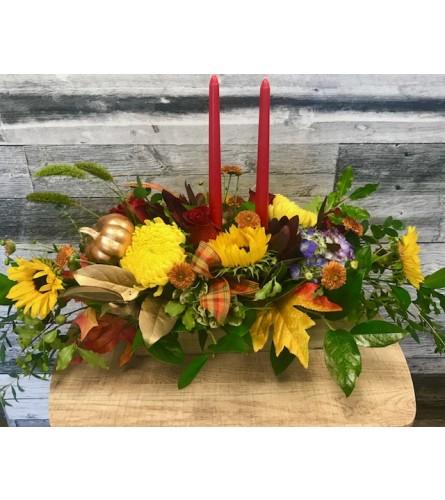 Plentiful Harvest Centerpiece