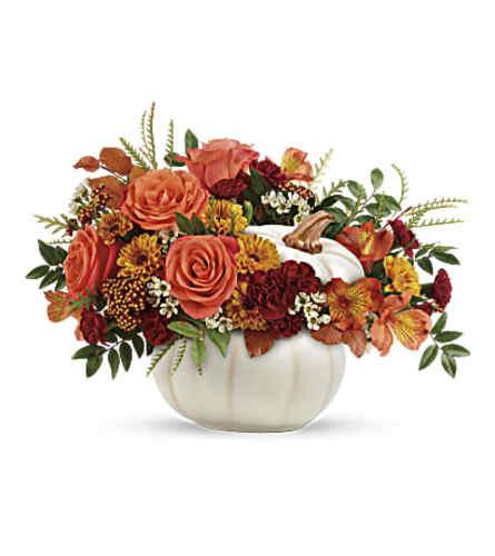 Teleflora Enchanted Harvest Bouquet