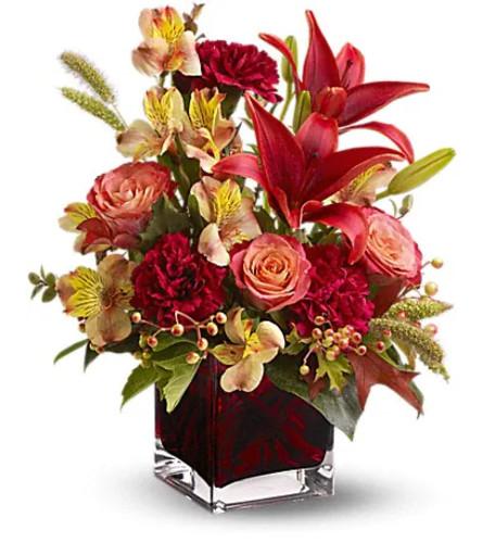Teleflora Indian Summer Flower Arrangement
