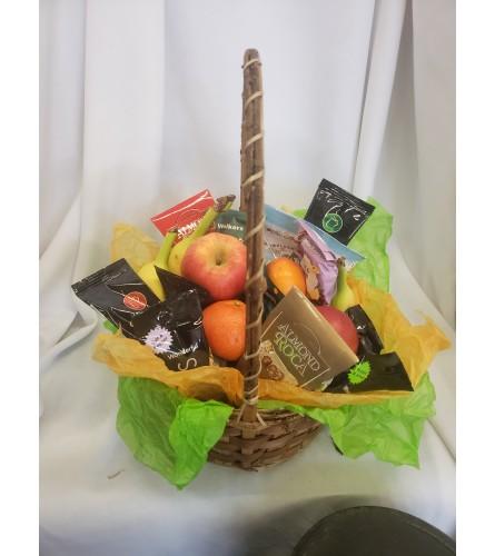 Comforting basket