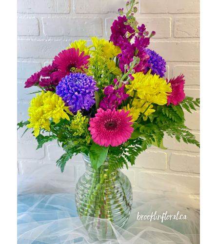 Cheerful and Bright