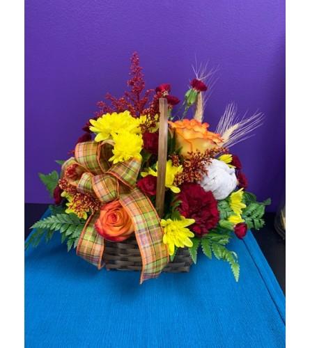 The Harvest Basket