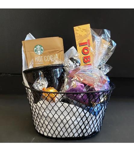 Gourmet Chocolate Basket