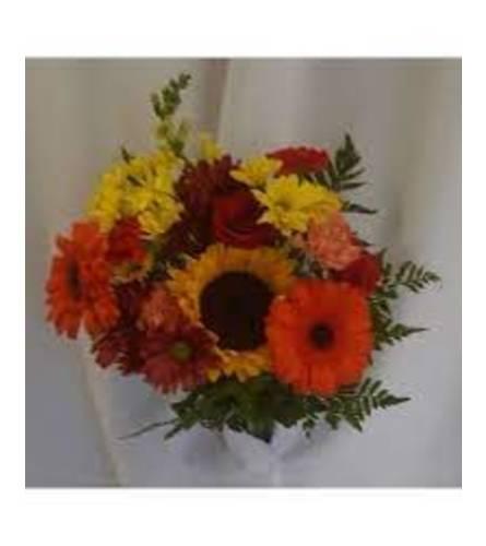 Seasonal Flower Cut Flower Bouquet