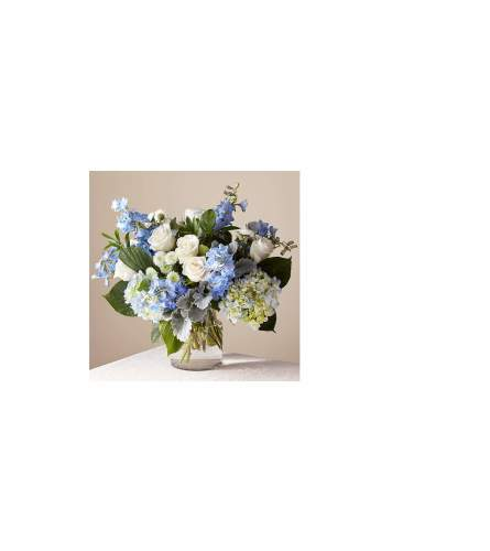 Clear Skies Bouquet 2021