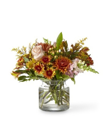 Harvest Moon Bouquet by FTD