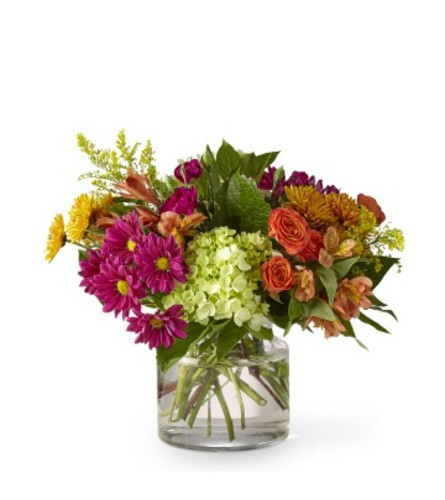 The Crisp & Bright Bouquet by FTD