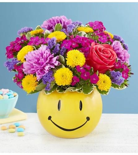 Happy Sunny Face