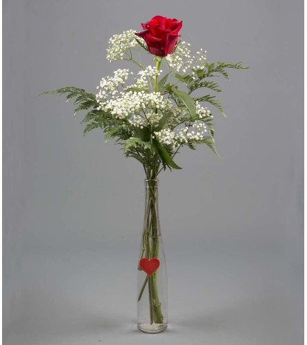 Traditional Bud Vase