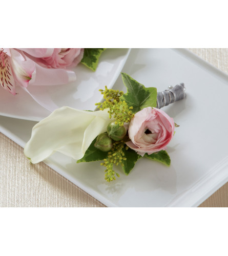 The FTD® Enchantment™ Boutonniere