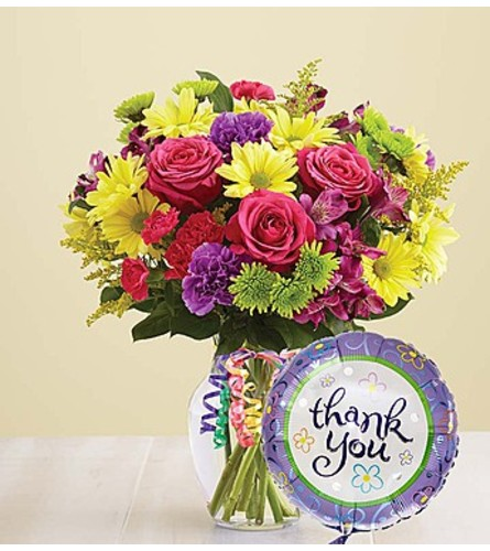 It's Your Day Bouquet® Thank You