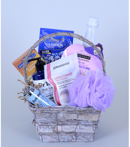 Spa Relaxation Basket