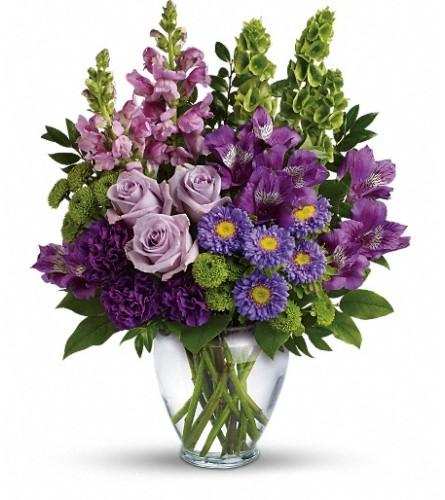 Lavender Charm Bouquet