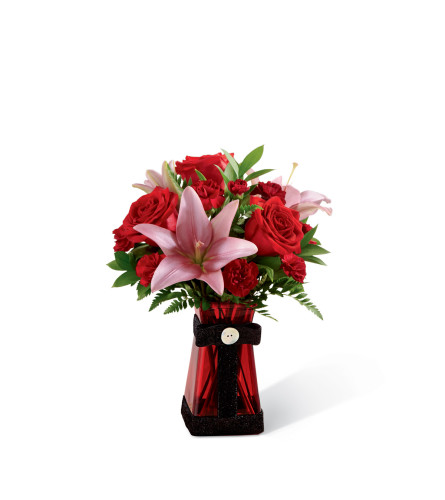 The FTD® Love Rushes In™ Bouquet