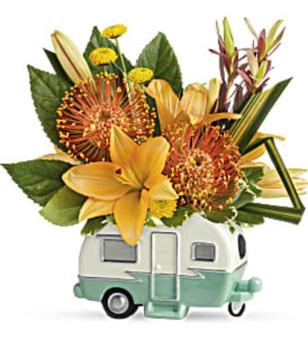 Vintage Vacationer Bouquet