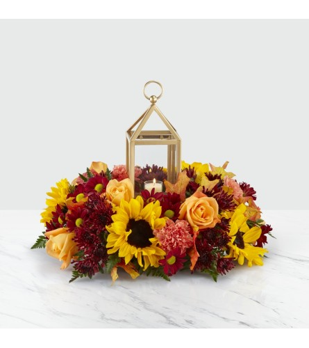 FTD's Giving Thanks Lantern™Centerpice