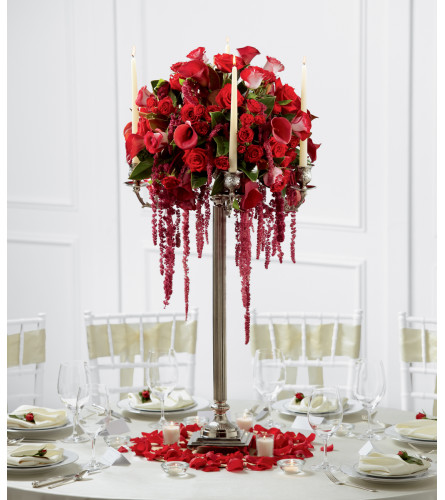 The FTD® Regency™ Centerpiece