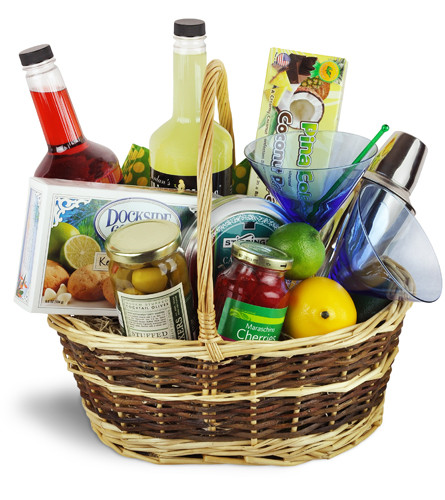 Shake Things Up™ Cocktail Basket