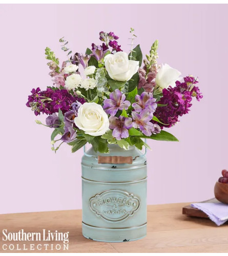 Luscious Lilac Beauty™ Bouquet by Southern Living®