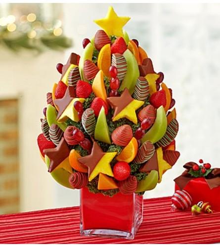 Christmas Tree Treat™ with Chocolate