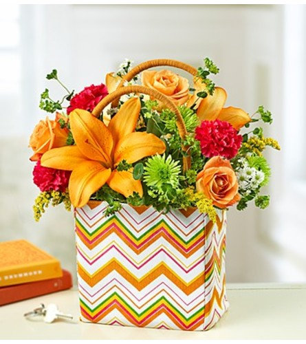 Handbag of Blooms™