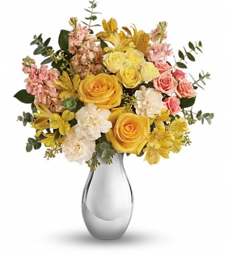 Teleflora's Soft Reflections Bouquet