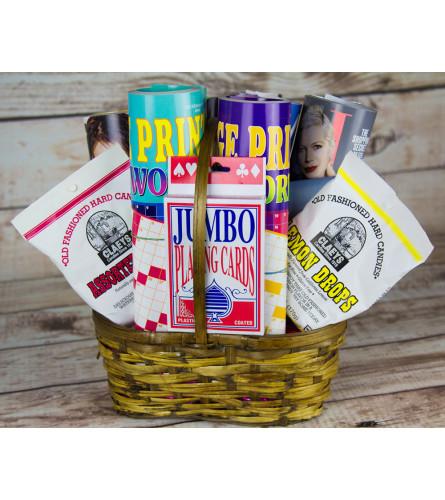 Game Gift Basket