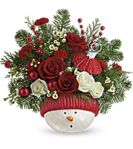 Teleflora's Winter Fun Ornament 2020