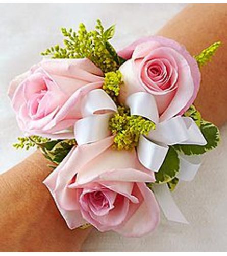 Pastel Pink Corsage *PICK UP ONLY*