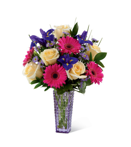 The FTD® Hello Happiness™ Bouquet