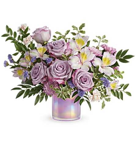 Teleflora's Shimmering Spring Bouquet 2021