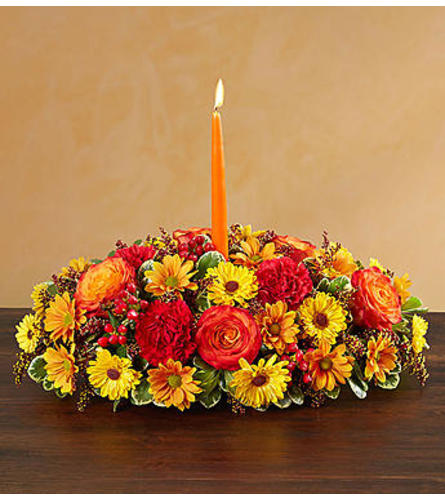 Autumn Wishes Centerpiece™