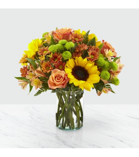 The FTD Autumn Splendor™ Bouquet