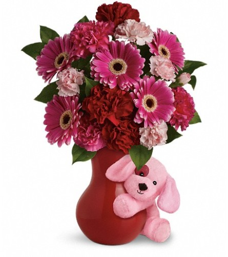 Teleflora's Send a Hug™ Sweetheart