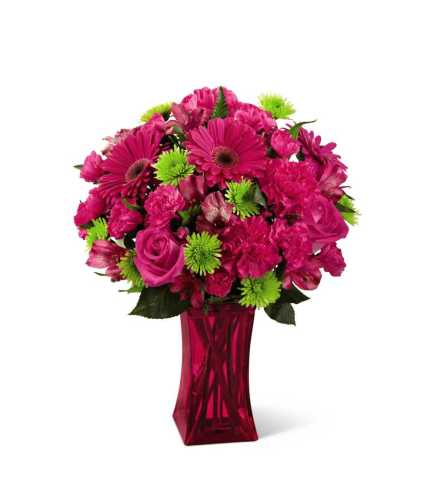 The FTD® Raspberry Sensation Bouquet