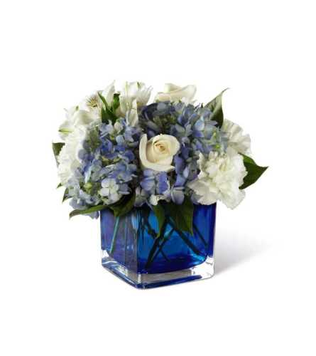 The FTD® Peace & Light™ Hanukkah Bouquet
