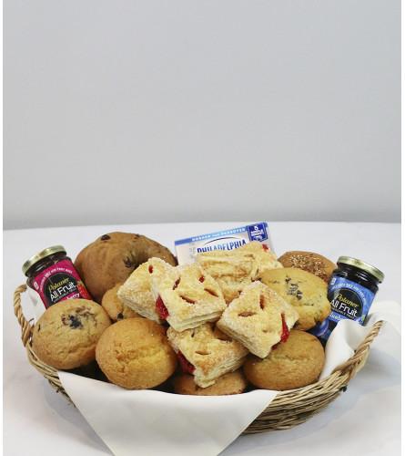 Gourmet Breakfast Basket