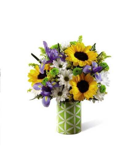 The FTD® Sunflower Sweetness™ Bouquet 2017