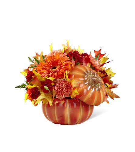 The FTD® Bountiful™ Bouquet 2017