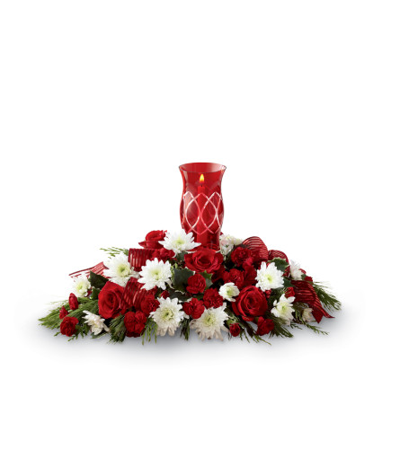 The FTD® Celebrate the Season™ Centerpiece 2015