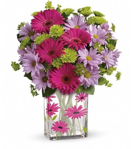 Teleflora's Thanks A Daisy Bouquet