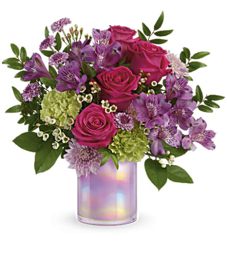 Teleflora's Lovely Lilac Bouquet 2021