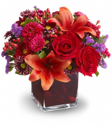 Teleflora's Autumn Grace