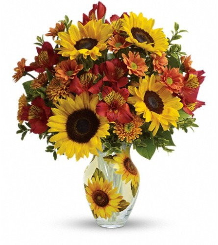 Teleflora's Simply Sunny Bouquet