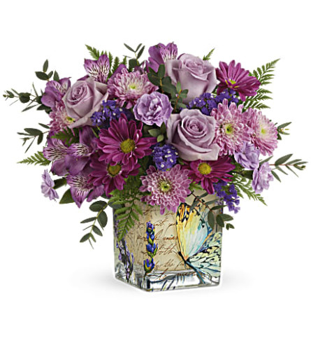 Teleflora's Winged Whimsy Bouquet 2021