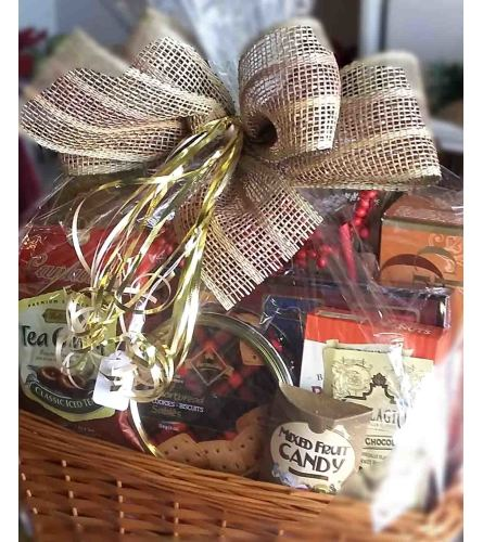 A Taste of Italy Gift Basket